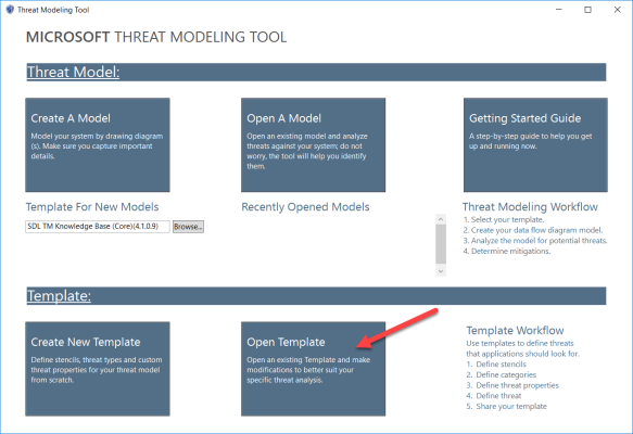 Threat Modeling Templates | Simone On Security